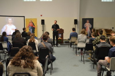 Mercy and Mary Retreat by Fr. Michael Gaitley, MIC at Northeast Catholic