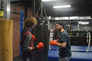 Defensive and Mixed Martial Arts Club